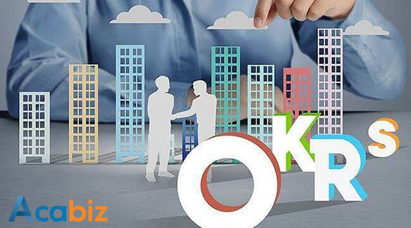 Phương pháp quản trị OKRs cho doanh nghiệp