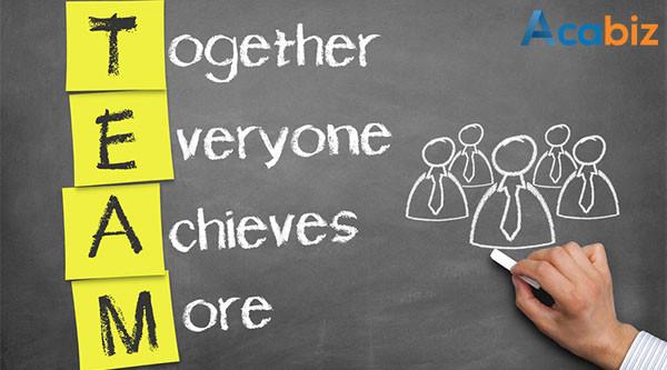 Nguyên tắc làm việc nhóm hiệu quả trong doanh nghiệp