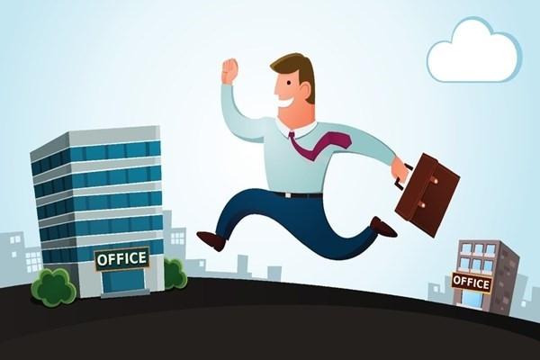 Làm gì khi nhân viên nhảy việc chưa?
