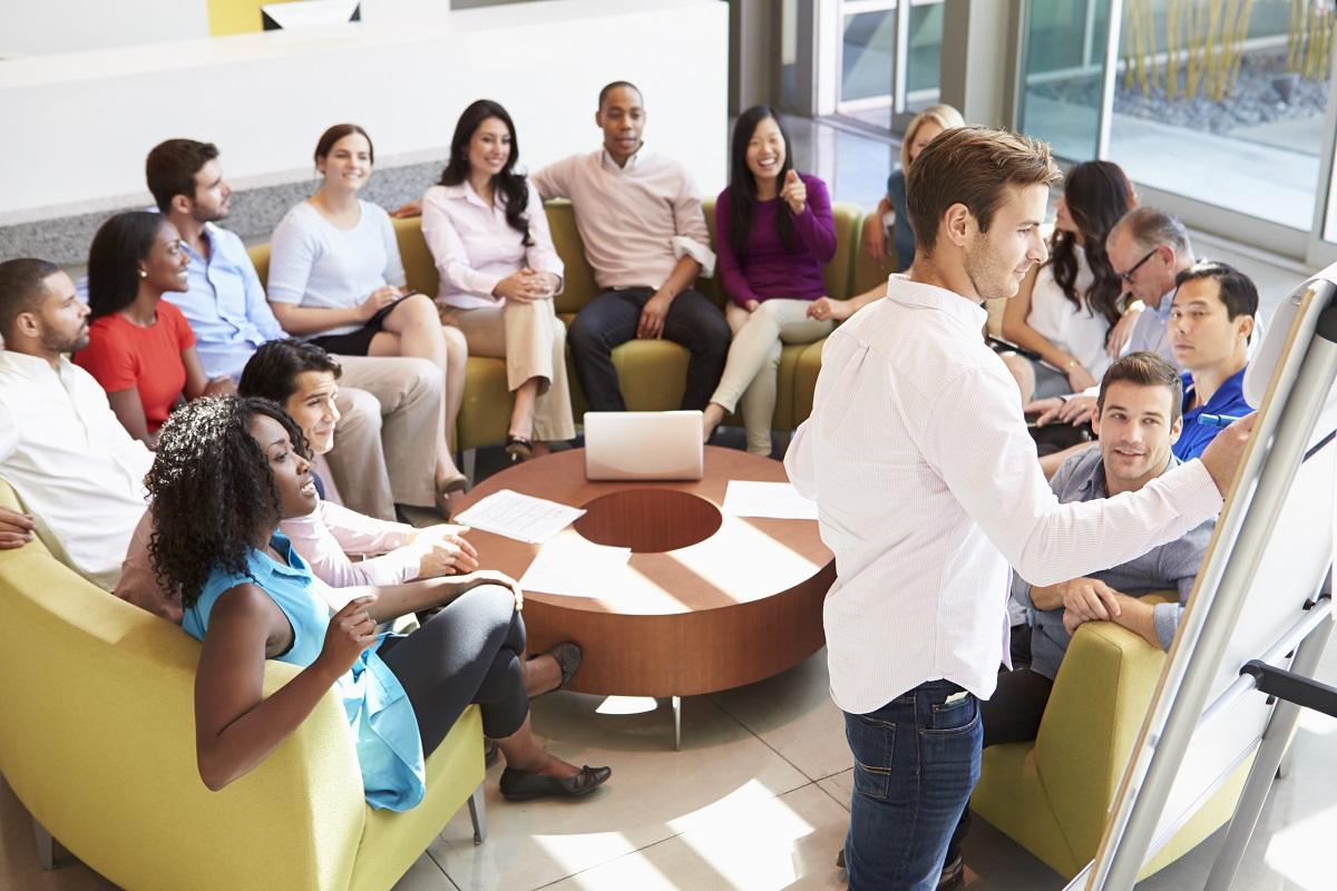 Bạn có biết: Nên đào tạo gì cho nhân viên mới?