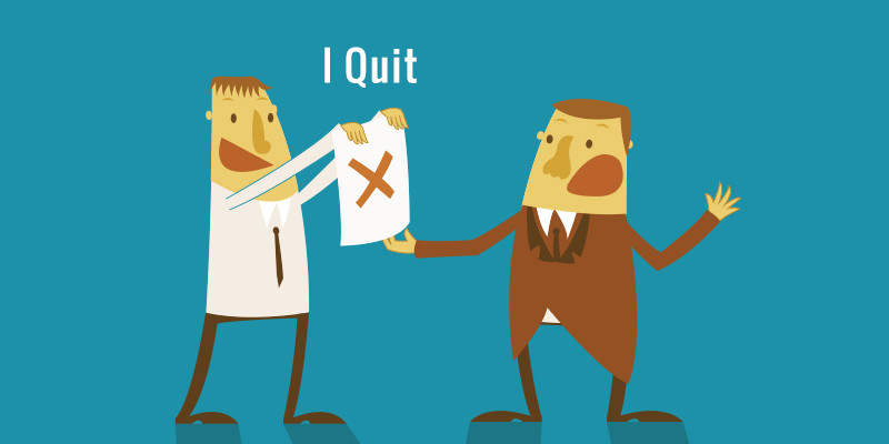 Nguyên nhân nào khiến nhân viên nghỉ việc quá nhiều